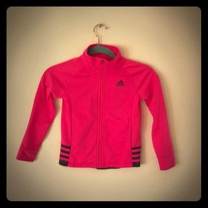Adidas Girl Sweatshirt Jacket
